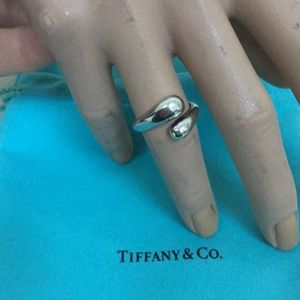 🔴Authentic Flexible Tiffany @ Co Ring 💗